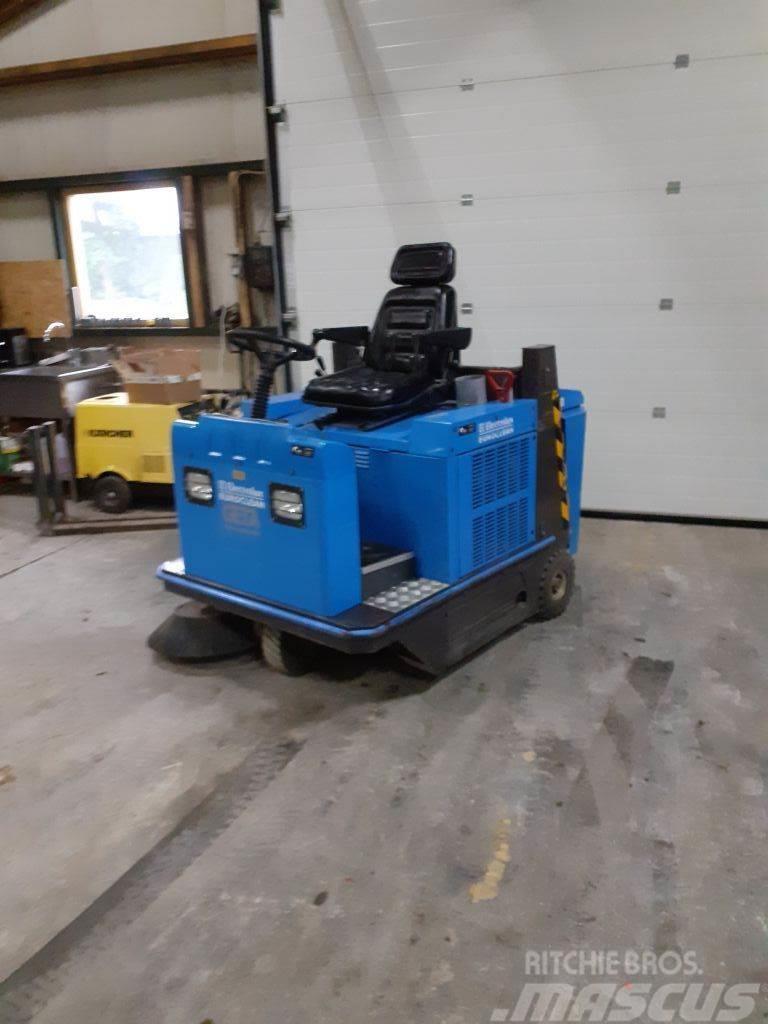 [Other] electrolux euroclean veegmachine elektrische zeer