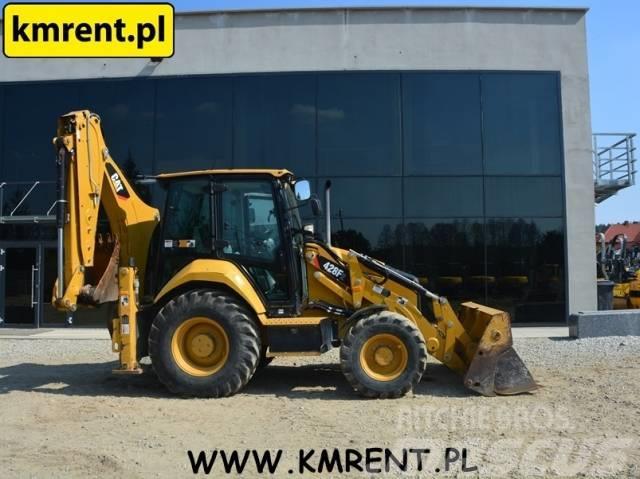 Caterpillar 428 F 432 D 432 E 432F JCB 3CX CASE 580 VOLVO BL71