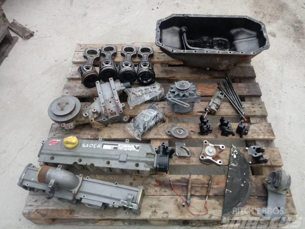 Deutz Silnik Deutz BF4M 1013 EC Na części Engine Parts, ...