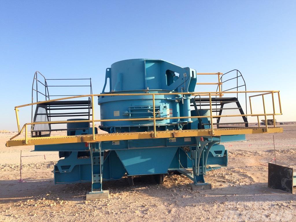 Kinglink VSI Sand making machine KL10