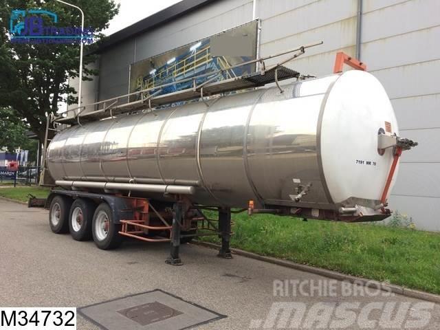 BSL Water 28000 Liter, Water tank, Isolated, Steel sus