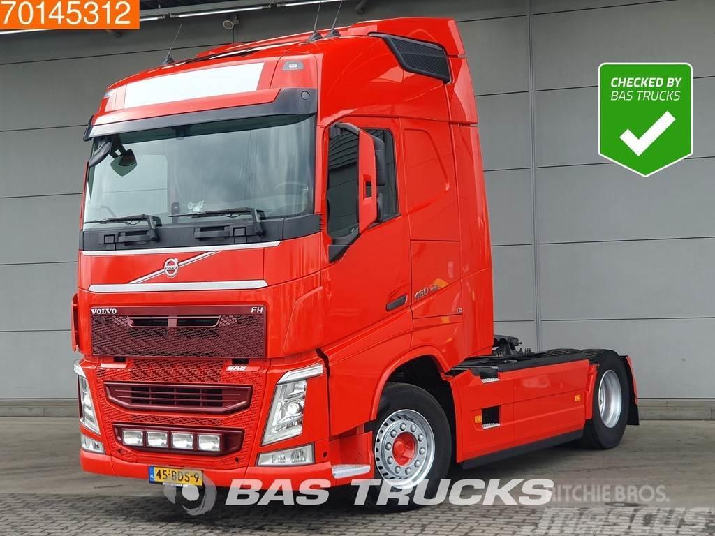 Volvo FH 460 4X2 NL-Truck VEB+ 2x Tanks Xenon Euro 6