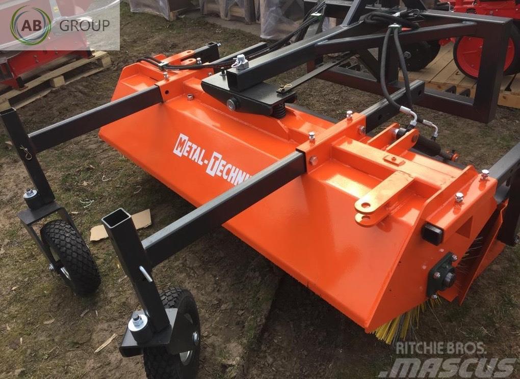 [Other] Metal-Technik  Road sweeper1.8/Kehrmaschine