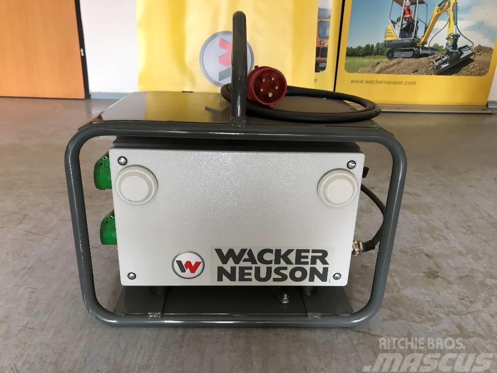 Wacker Neuson FUE-M/S