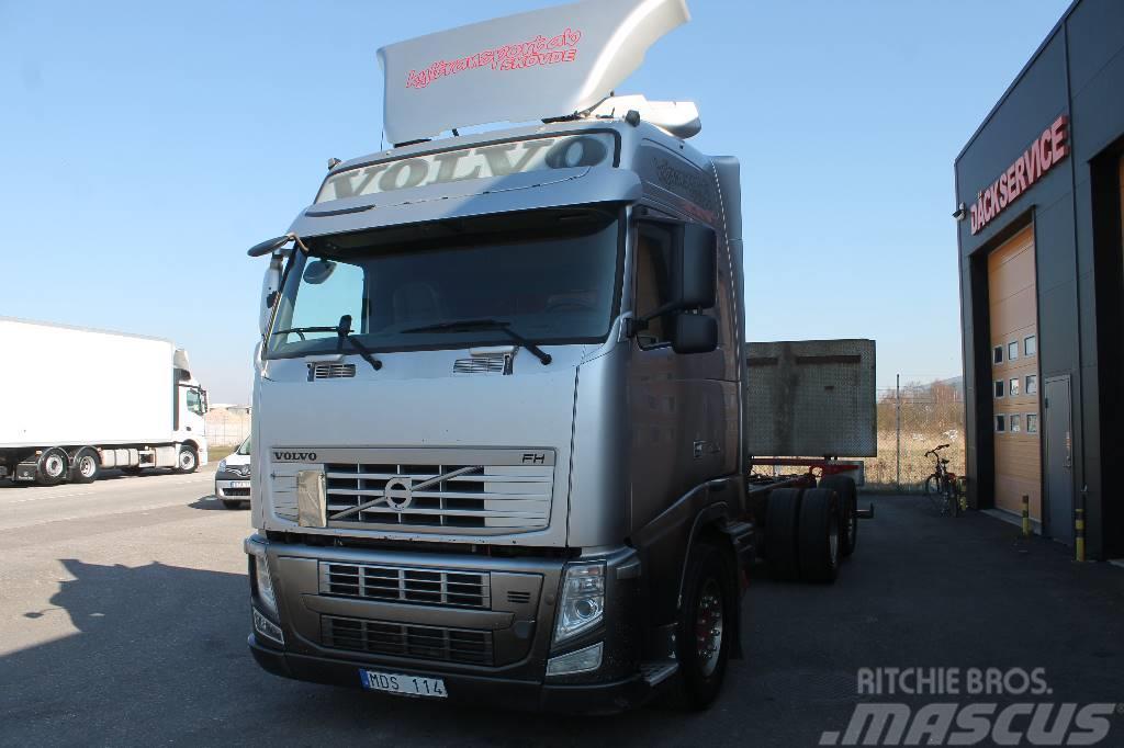 Volvo FH 6*2  Euro 5