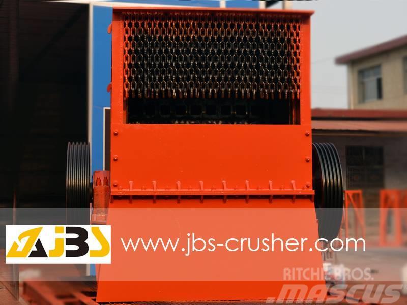 JBS Hammer crusher used in limestone