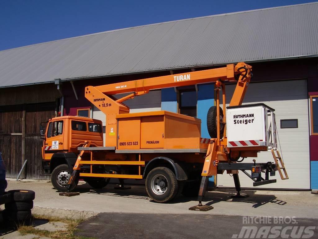 Ruthmann MB 1117 A,  4x4