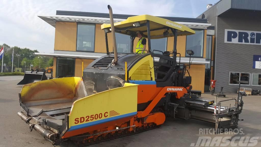 Dynapac SD 2500 C