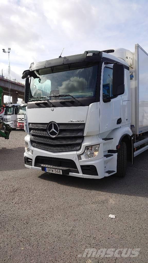 Mercedes-Benz Actros 6x2*4