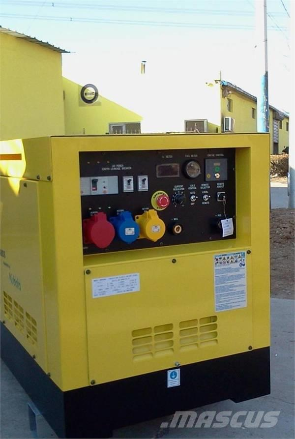 Kovo ENGINE DRIVEN WELDER EW400DST, 2013, Welding machines