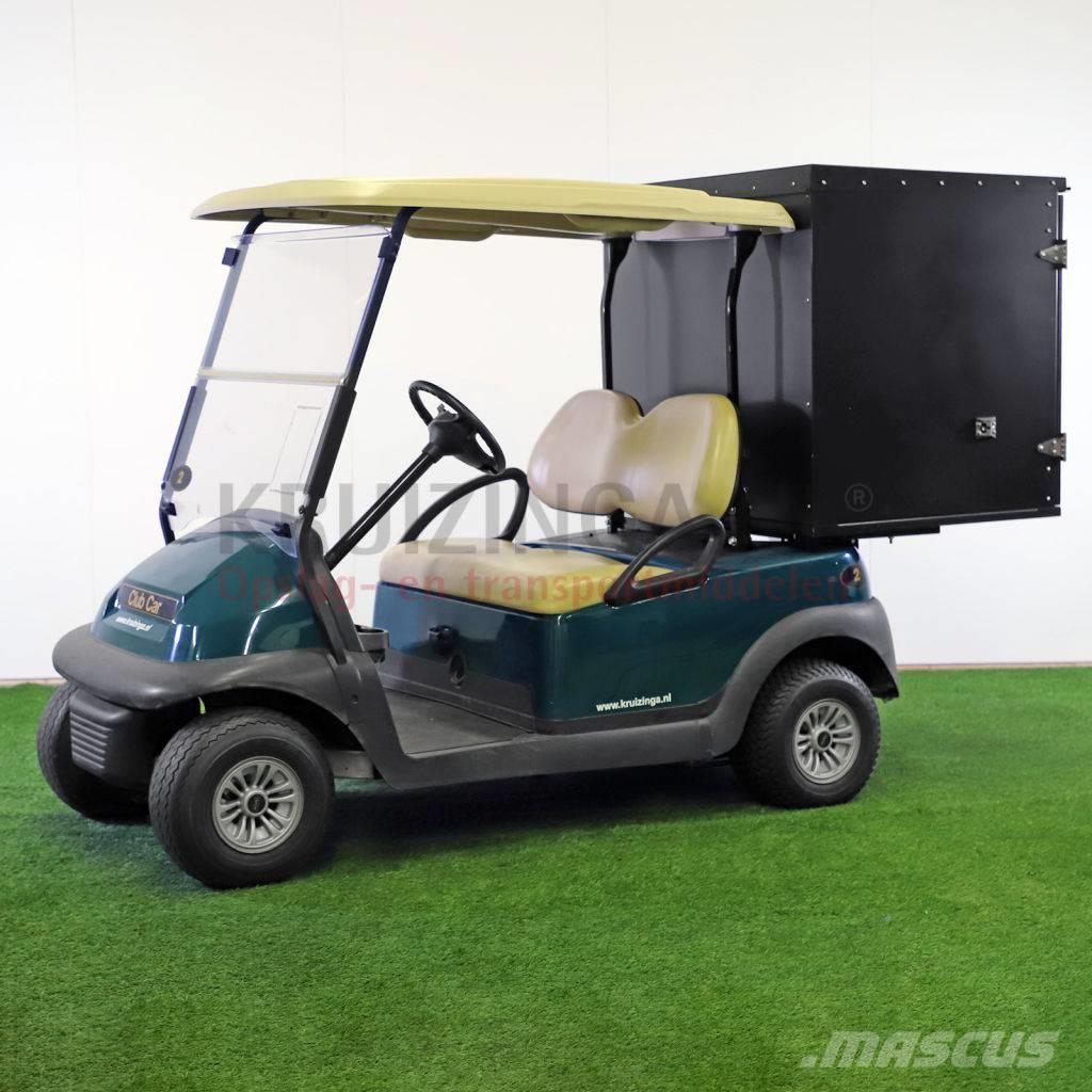 Club Car Precedent , 2015 - Municipal / general purpose