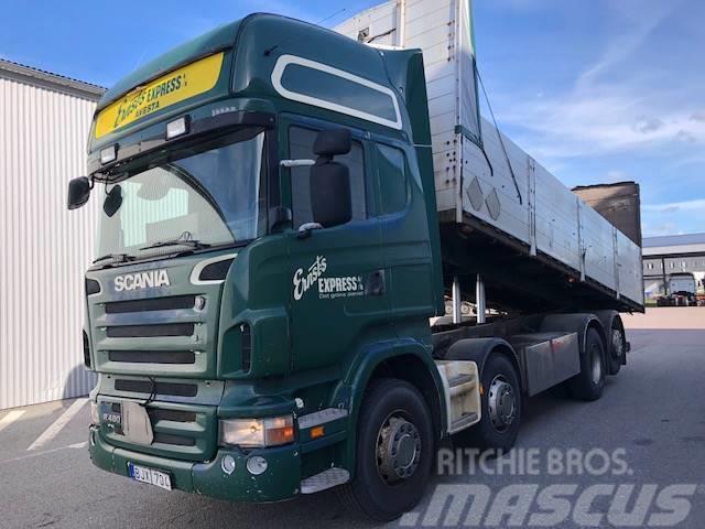 Scania R4088x2 Tippbil  125 000:-