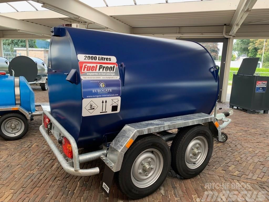 [Other] Fuelproof Highway tow dieseltank 2000 liter