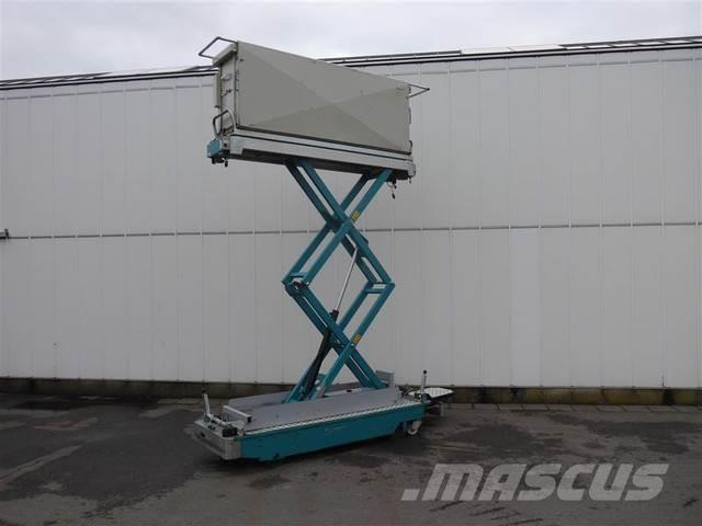 Berg Hortimotive BR / AGV (Automated Guided Vehicle)