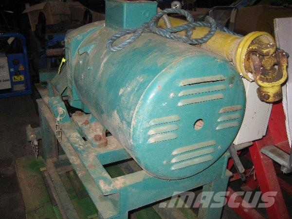 Egholm traktorgenerator TS30