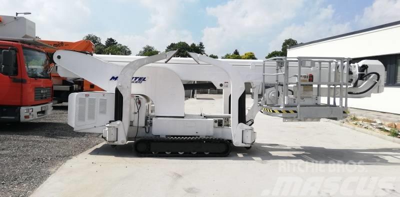 Multitel K28 ALU - 28 m - 200 kg