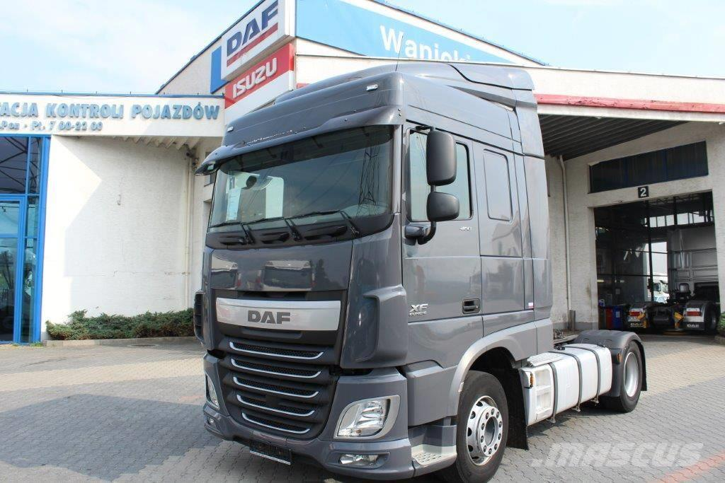 DAF FT 460 XF