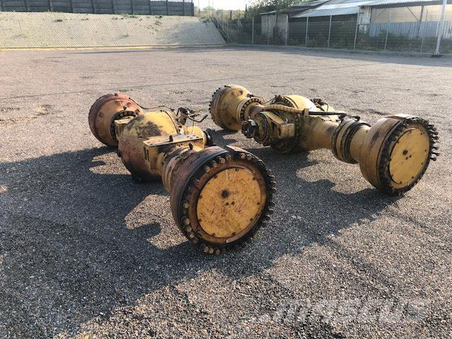 Caterpillar 988 G AXLES FRONT