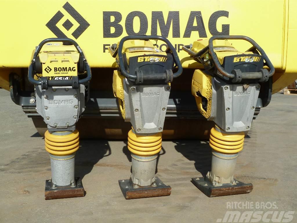 BOMAG BT 60 , BT 65