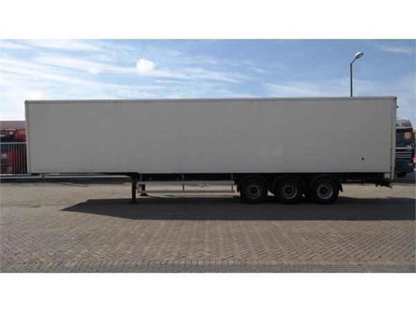 [Other] H.T.F. 3 AXLE CLOSED BOX TRAILER