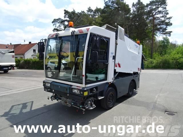 Schmidt Cleango Compact 400 Kehrmaschine / Laubsauger