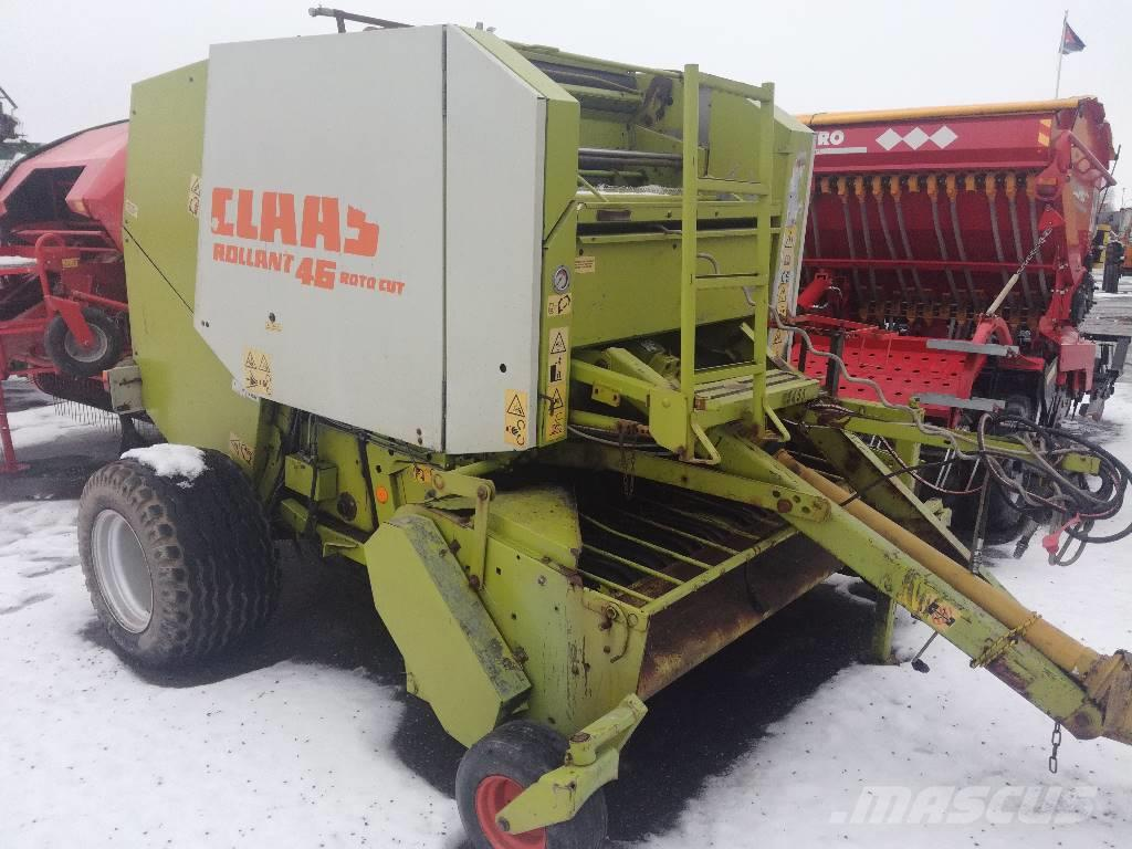 CLAAS RC46