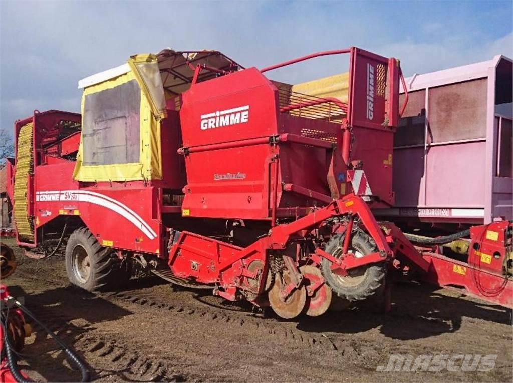 Grimme SV 260-MS