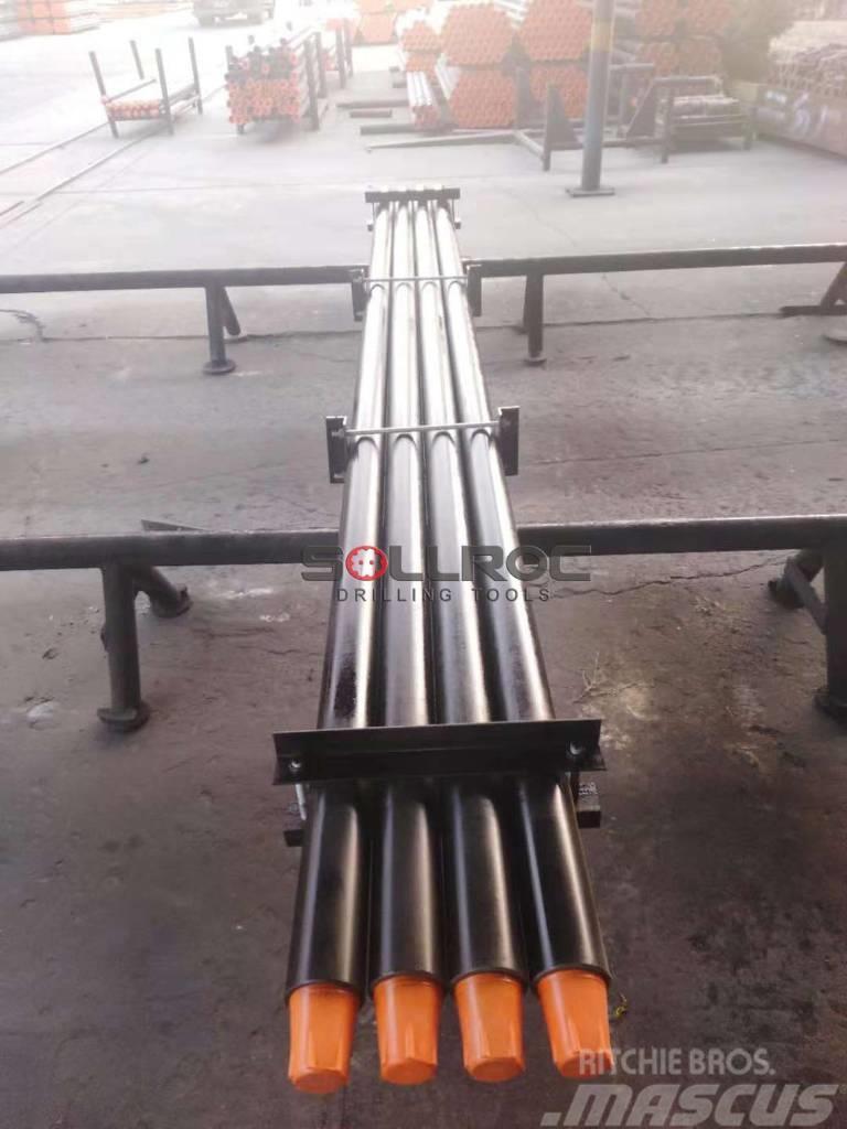 Sollroc DTH Drill Pipe D76-144mm