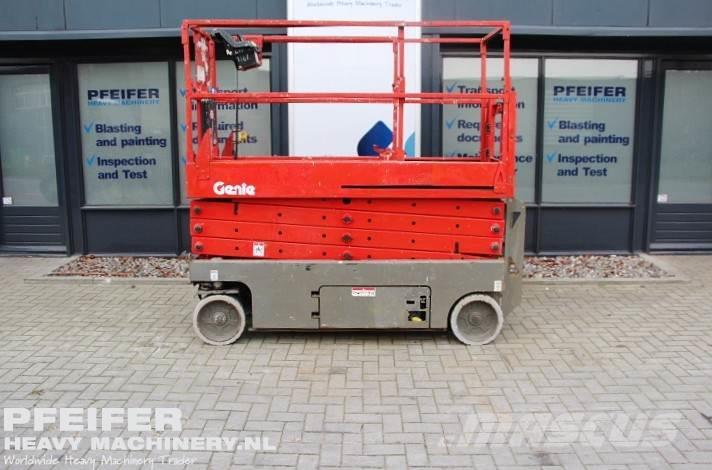 Genie GS2632 Electric, 10m Working Height.