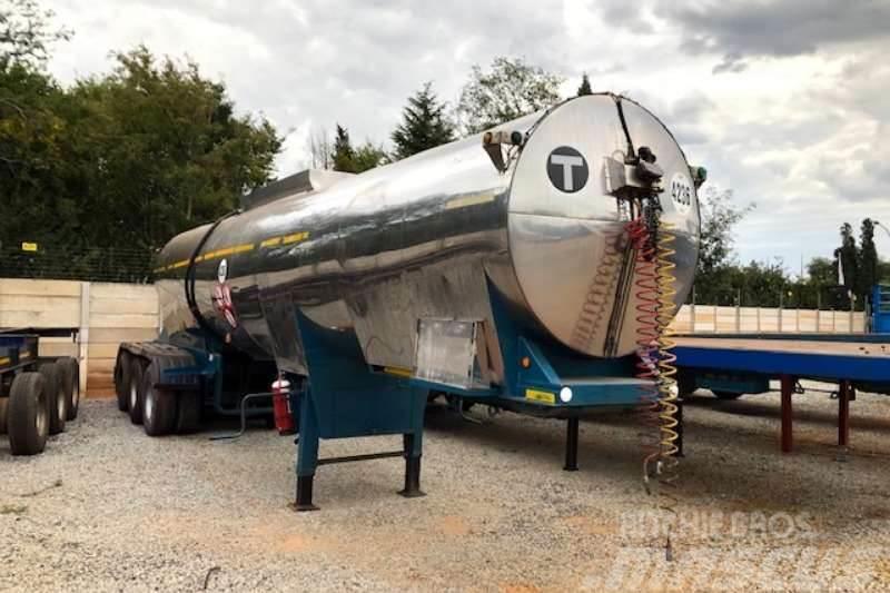 [Other] Samtor 25 000 litre Tri Axle Oil Clad Tanker
