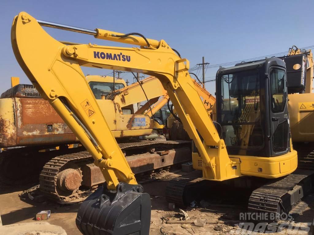 Komatsu Used PC 55 MR Excavator