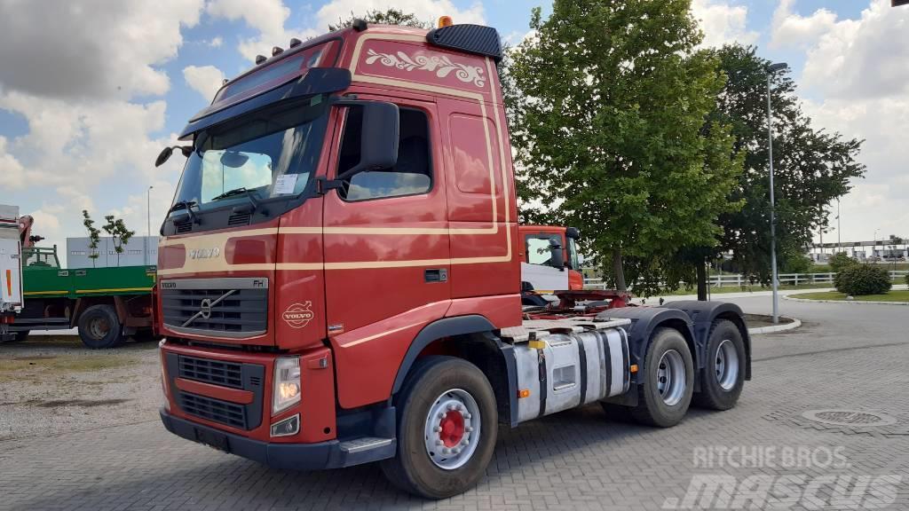 Volvo FH 13.540 6x4 / EU brif