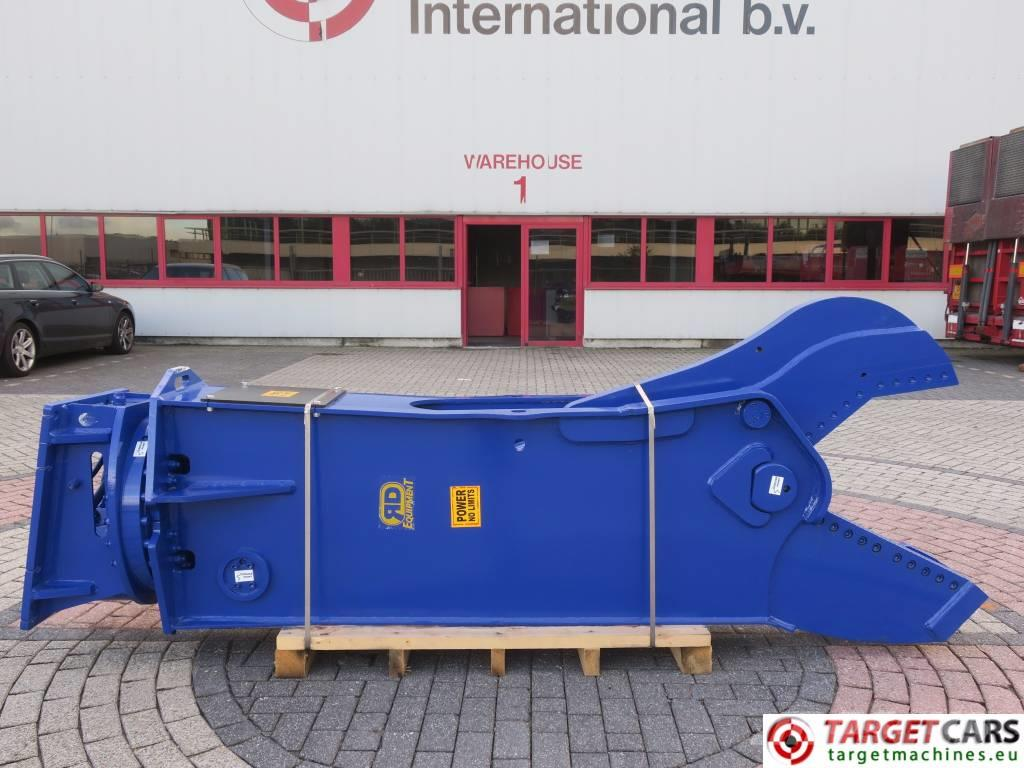 [Other] Rent Demolition RS25 Hydraulic Rotation Shear for
