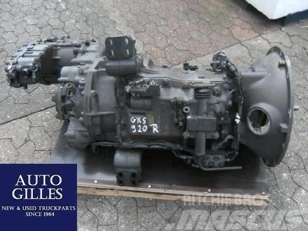 Scania GRS920R / GRS 920 R Schaltgetriebe