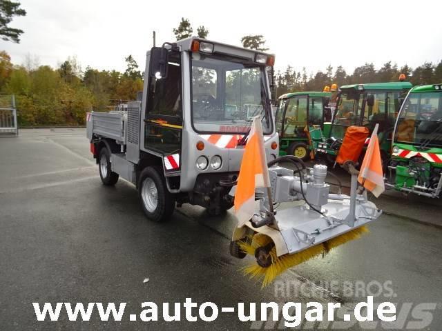Bokimobil Bokimobil HY 1251 S 50KM/H 4x4 Kipper Winterdienst