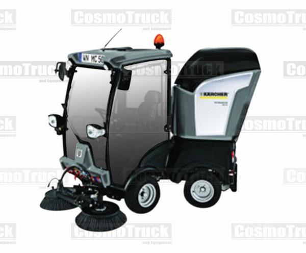 [Other] CosmoTruck รถกวาดดูดฝุ่นแบบมีห้องเก๋ง (พร้อมเครื่อ