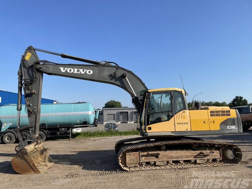 Volvo EC 240 CL Top!