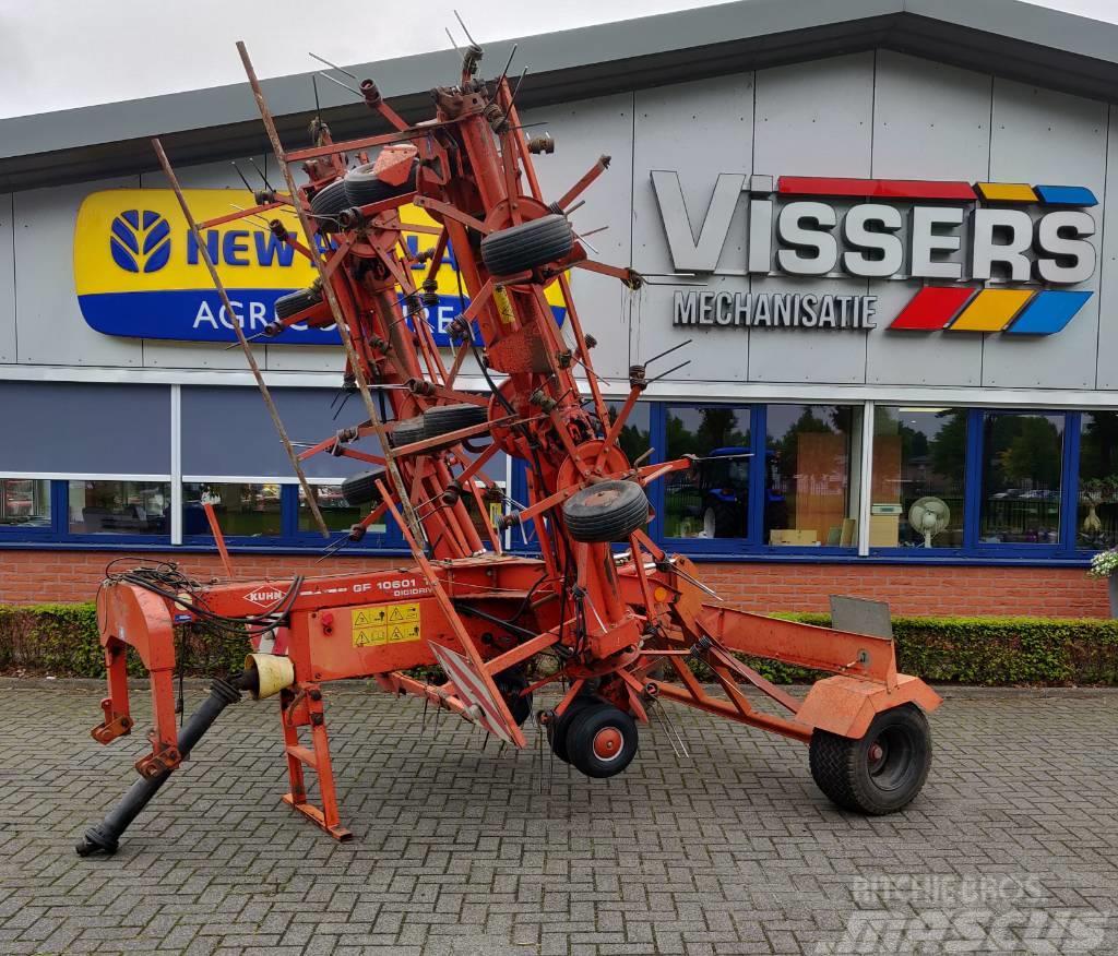Kuhn GF 10601 T O schudder