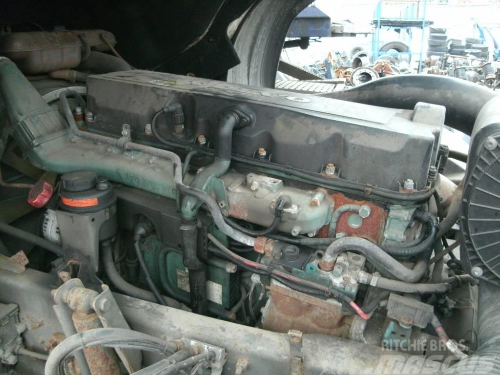 Volvo FM9 engine