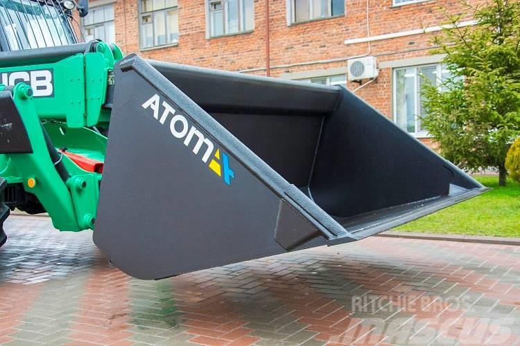 [Other] АТОМ Ковш для телескопического погрузчика JCB 2 м.