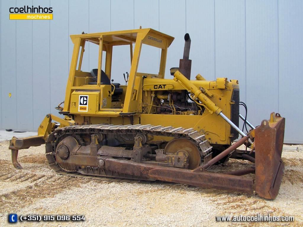 Used Caterpillar D 6 D dozers Year: 1982 for sale - Mascus USA