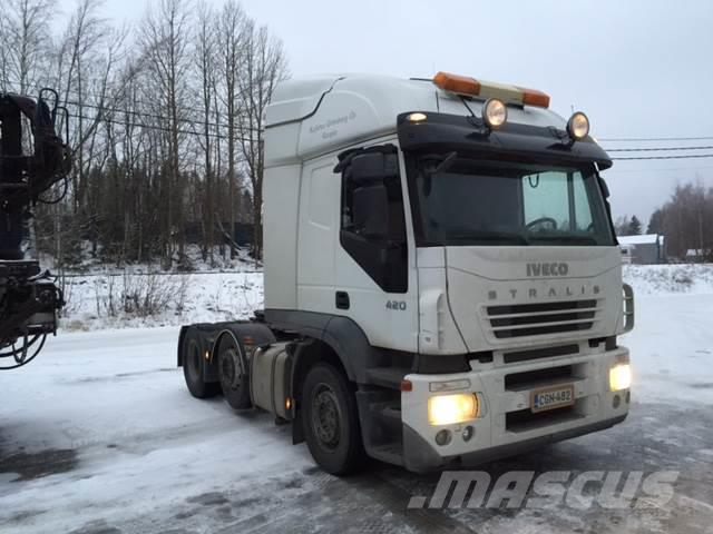 Iveco Stralis AT 440 S42
