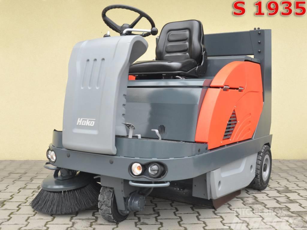 [Other] Sweeper HAKO JONAS 1200 V