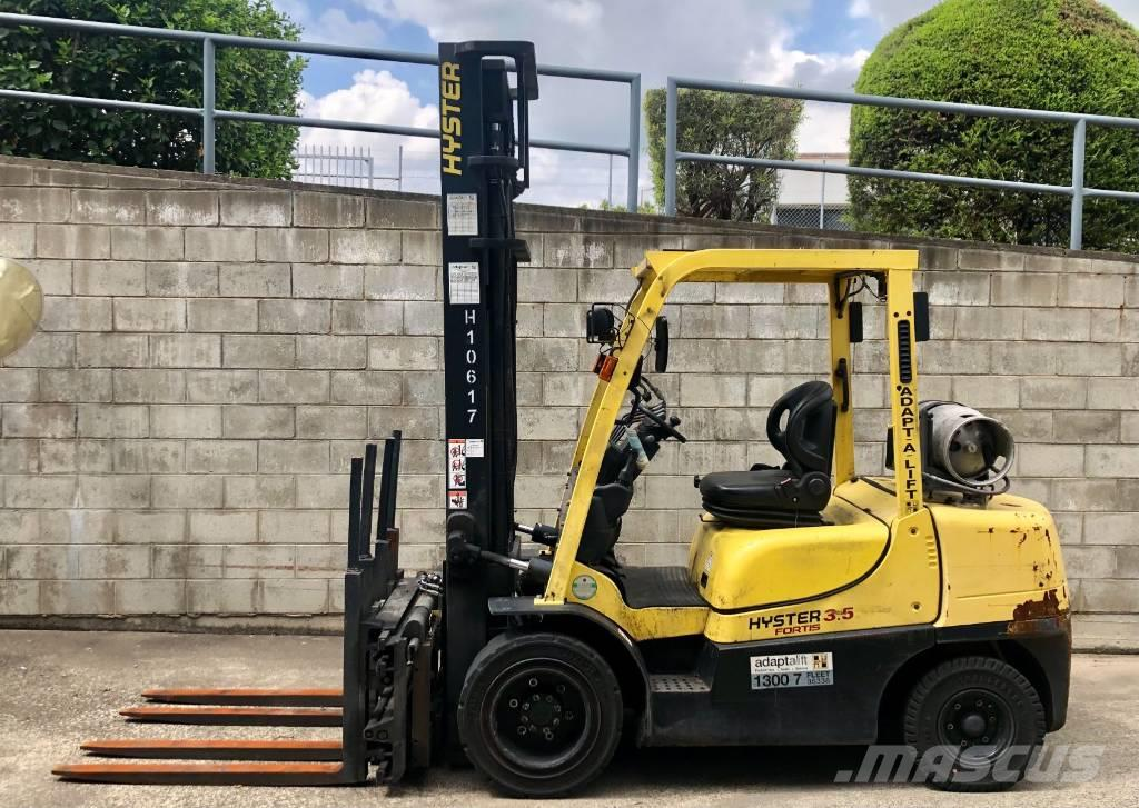 Hyster H3.5TX