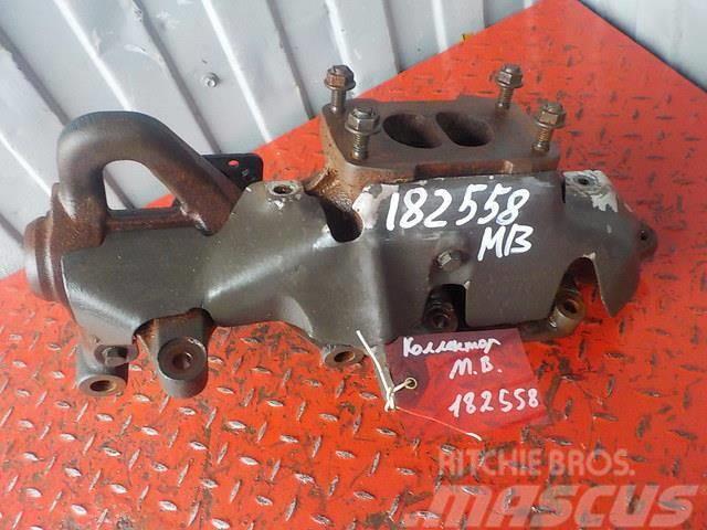 Mercedes-Benz Actros MPIII Exhaust manifold 5411421220 541142080