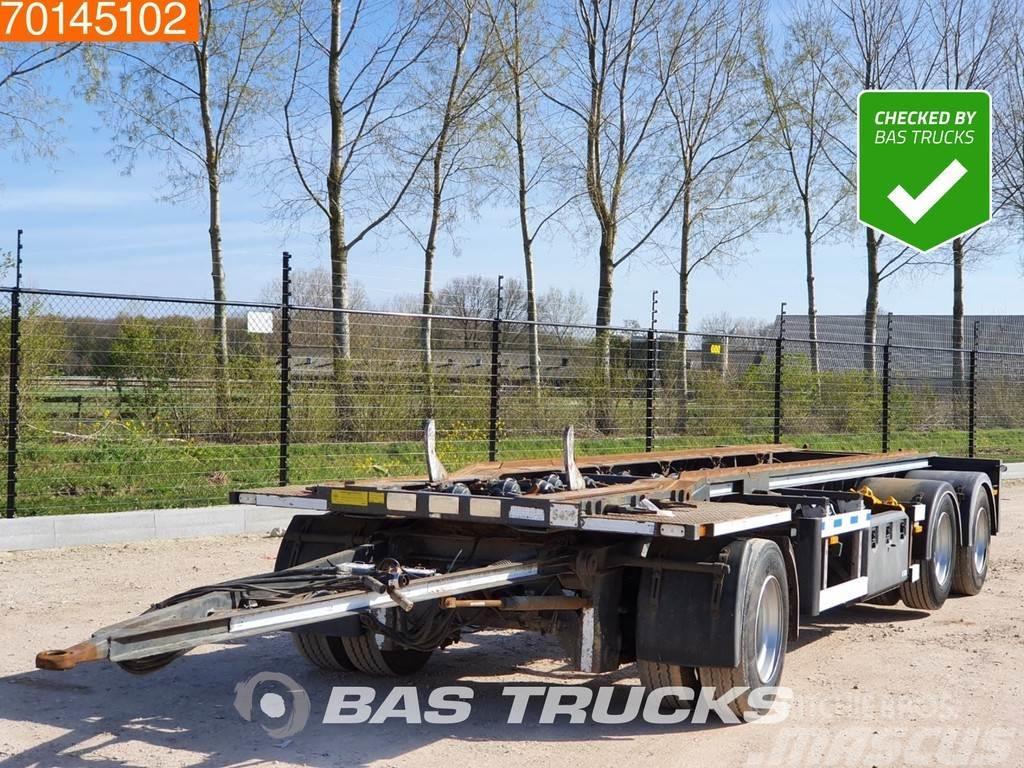 Burg BPA 10-18 ACXXX 3 axles NL-Trailer