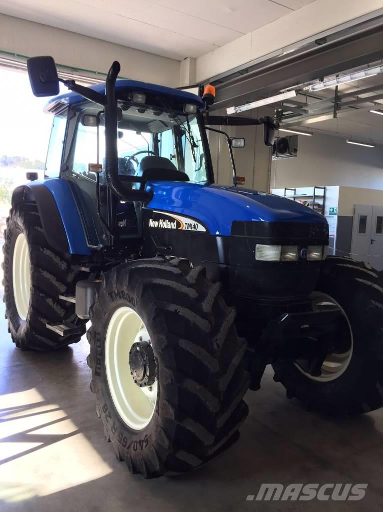 New Holland TM 140 SS
