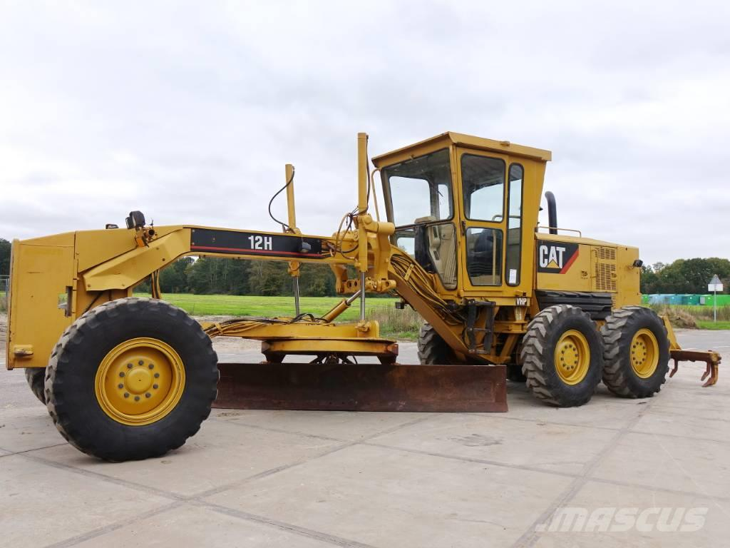 Caterpillar 12H Multiple units availlable