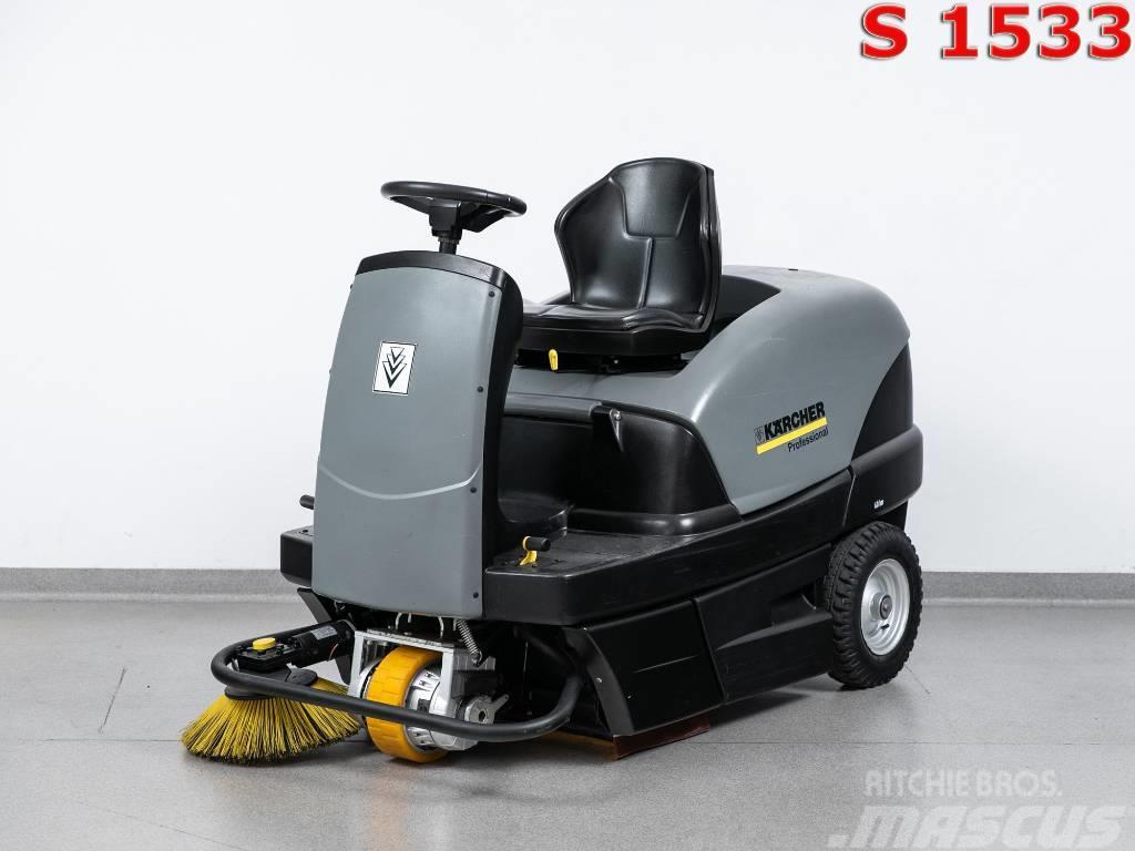 [Other] Sweeper KARCHER KM 100/100 R BAT  256h 2011y