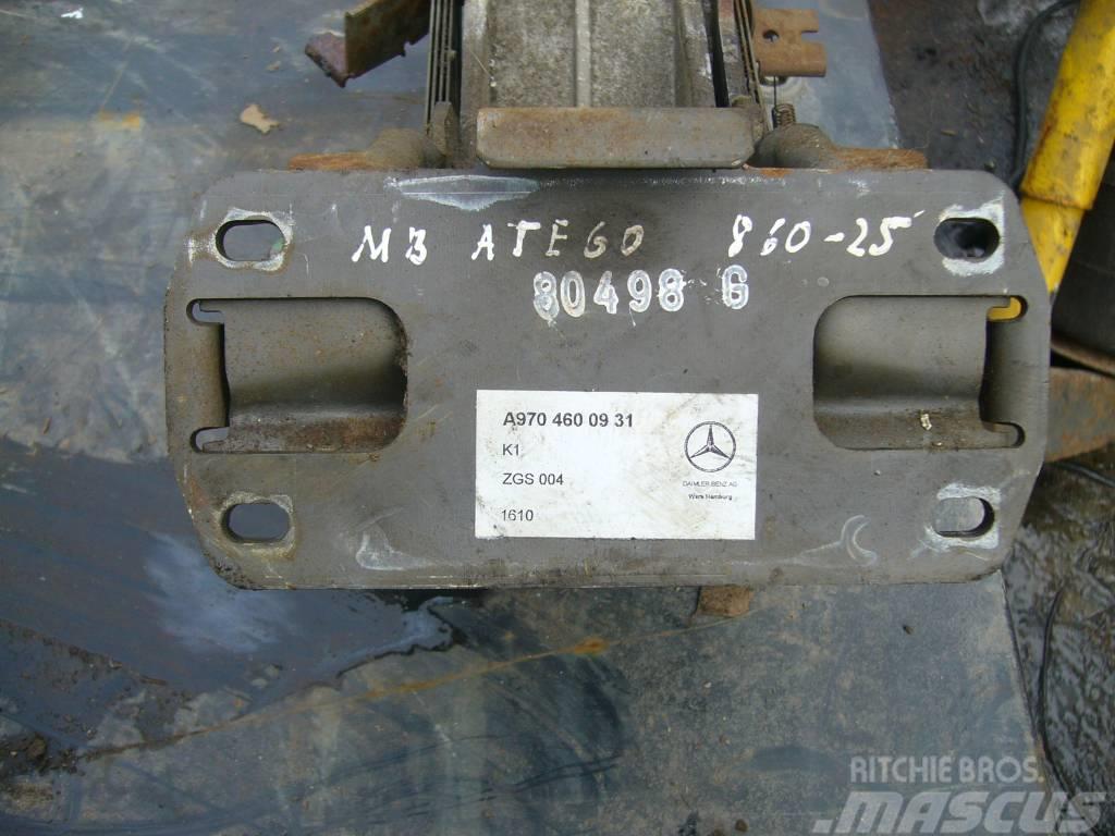 Mercedes-Benz ATEGO 1523 steering column